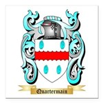 Quartermain Square Car Magnet 3