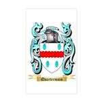 Quartermain Sticker (Rectangle)