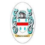 Quartermain Sticker (Oval 10 pk)
