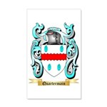 Quartermain 35x21 Wall Decal