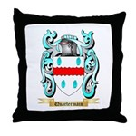 Quartermain Throw Pillow