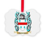 Quartermain Picture Ornament