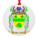 Quarles Round Ornament