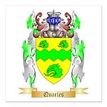 Quarles Square Car Magnet 3