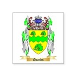 Quarles Square Sticker 3