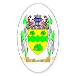 Quarles Sticker (Oval 50 pk)