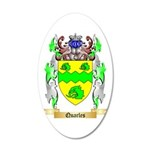 Quarles 20x12 Oval Wall Decal
