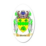 Quarles 35x21 Oval Wall Decal