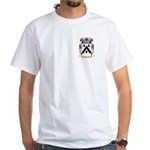 Quarell White T-Shirt