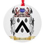 Quarell Round Ornament