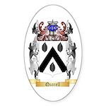 Quarell Sticker (Oval 50 pk)