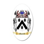 Quarell 20x12 Oval Wall Decal