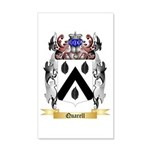 Quarell 20x12 Wall Decal