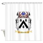 Quarell Shower Curtain
