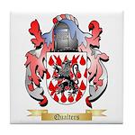 Qualters Tile Coaster