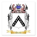 Quaile Square Car Magnet 3