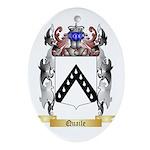 Quaile Oval Ornament