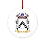 Quaile Round Ornament