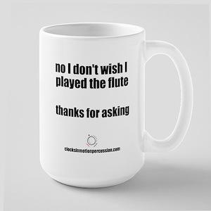 thanks for asking Mugs