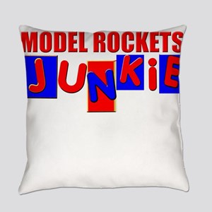 Model Rockets Everyday Pillow