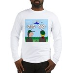 Helicopter Parents Long Sleeve T-Shirt