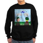 Helicopter Parents Sweatshirt (dark)