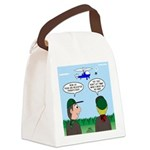 Helicopter Parents Canvas Lunch Bag