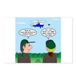 Helicopter Parents Postcards (Package of 8)
