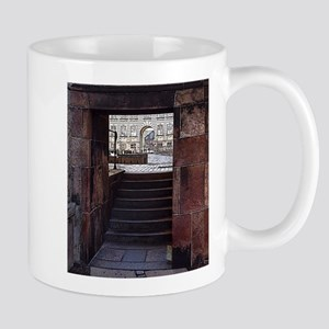 Steps to the Archway Mugs