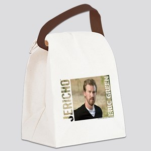 Jericho: Eric Green Canvas Lunch Bag