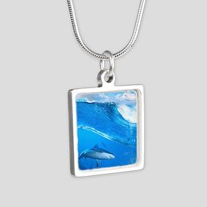 Underwater Shark Necklaces