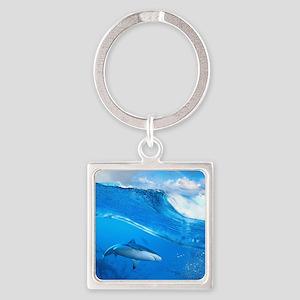Underwater Shark Keychains