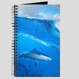 Underwater Shark Journal