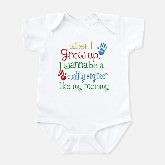 Quality Engineer Like Mommy Infant Bodysuit