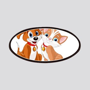 BFFs Dog and Cat Patch