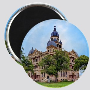 Denton County Courthouse Magnets