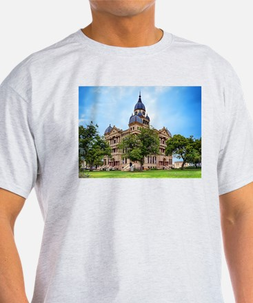 Denton County Courthouse T-Shirt