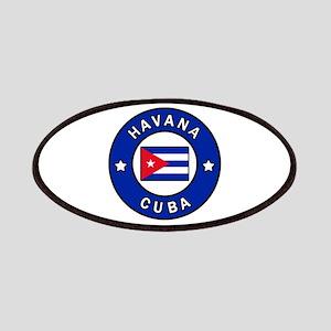 Havana Cuba Patch