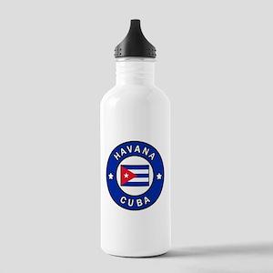 Havana Cuba Stainless Water Bottle 1.0L