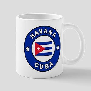 Havana Cuba Mugs