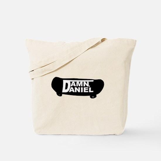Damn Daniel Tote Bag