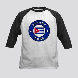Havana Cuba Baseball Jersey