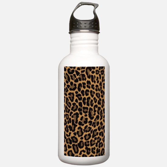 leopard 6500 X 6500 px.jpg Water Bottle