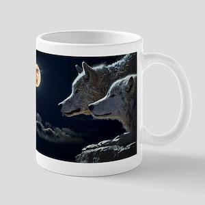 Moon & Wolfs Mugs