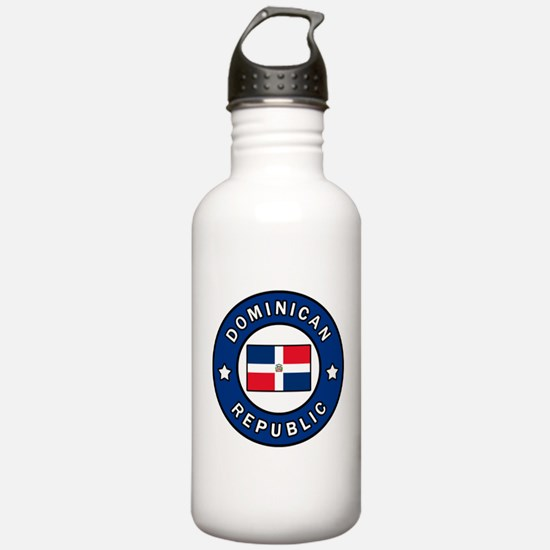 Dominican Republic Water Bottle