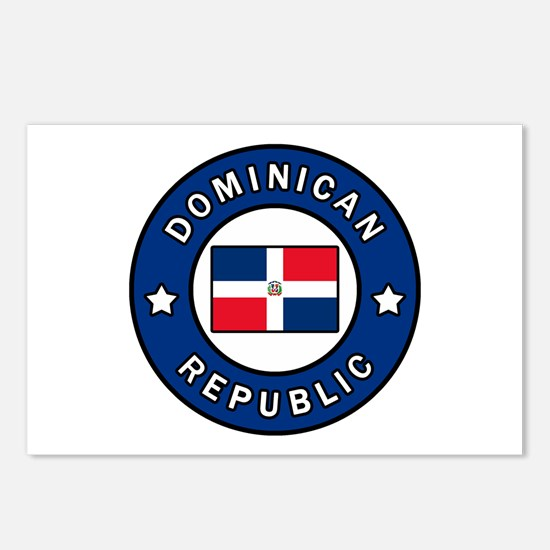 Dominican Republic Postcards (Package of 8)