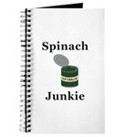 Spinach Junkie Journal