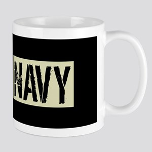 U.S. Navy: Navy (Black Flag) Mug