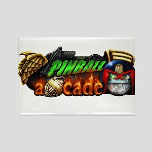 Pinball Arcade Justice Magnets