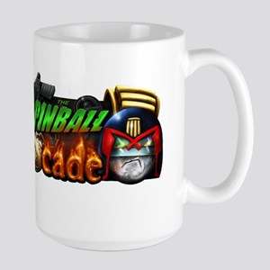 Pinball Arcade Justice Mugs